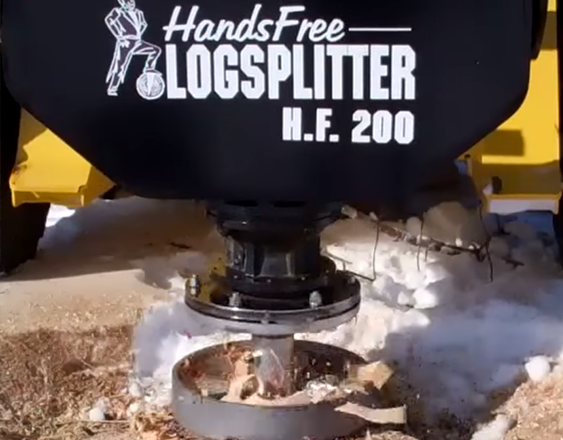 Hands Free Stump Grinder