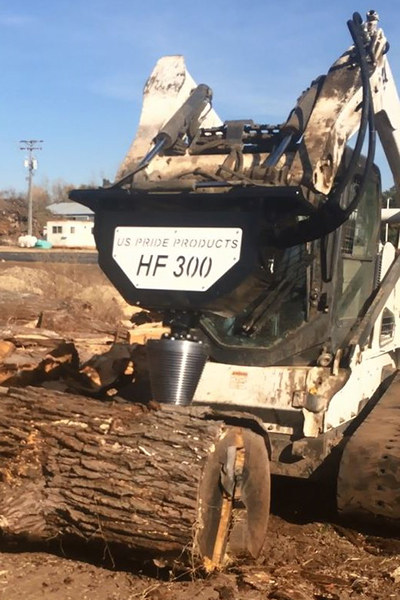 HF 300 Log Splitter